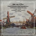 "Jan van Gilse: Piano Concerto ""Drei Tanzskizzen"", Variations on a Saint-Nicolas Song"