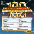 100 Masterpieces Vol 1 - Top 10 of Classical Music 1685-1730