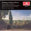 Mozart : Clarinet Quintet in A Major / Music from Aston Magna