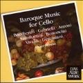 Baroque Music for Cello -Boccherini, Gabrielli, Antoni, Sammaritini, Bononcini, Vivaldi, Geminiani / Anner Bylsma(vc)