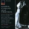 Maria Callas and Friends -Donizetti, Bellini, Verdi, etc (1954-58)