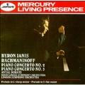 Rachmaninov: Piano Concertos no 2 & 3, etc / Janis, Dorati