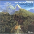 Bruckner: Mass in F minor, Psalm 150 / Best, Corydon