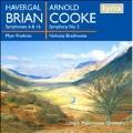 Havergal Brian: Symphony No.6, No.16; Cooke: Symphony No.3 (1973-74) / Myer Fredman(cond), Nicholas Braithwaite(cond), London Philharmonic Orchestra