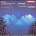 Grieg: Old Norwegian Romance, etc;  Svendsen / Petri Sakari