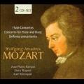 Mozart: Flute Concertos, Concerto for Flute and Harp, Sinfonia Concertante