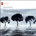 """Rachmaninov: Trio Elegiaque No.1; Tchaikovsky: Piano Trio Op.50 """"In Memory of a Great Artist"""""""