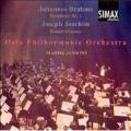 ブラームス: 交響曲第1番、ヨアヒム: 序曲「ハムレット」 Op.4