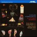Morgan Hayes: Violin Concerto & Other Works