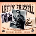 Country Music Legend: Selected Sides 1950-1959