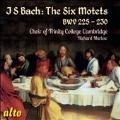 J.S.Bach: 6 Motets