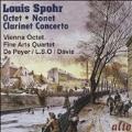 Spohr: Octet, Clarinet Concerto No.1, Nonet