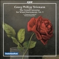 G.P.Telemann: The Grand Concertos for Mixed Instruments Vol.3