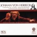 Herbeck: Symphony No.4, Symphonic Variations / Irenee Peyrot, Martin Haselbock, Hamburg SO