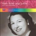 Mado Robin Sings Lakme