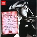 Jascha Heifetz -The Master Violinist: J.S.Bach, Mozart, Sibelius, Tchaikovsky, etc (1925-51) <限定盤>