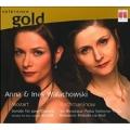 Mozart: Sonata for 2 Pianos; Rachmaninov: Six Morceaux, Polka Italienne, etc / Anna Walachowski(p), Ines Walachowski(p)