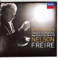 Beethoven:Piano Sonatas no.21-26/31/14 (4/2006):Nelson Freire(P)