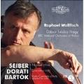 Hungarian Cello Concertos - M.Seiber, A.Dorati, Bartok