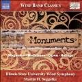 Monuments - Magnuson, Hodkinson, Ogren, Gallego