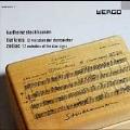 Stockhausen: 12melodien der sternzeichen