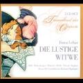 Lehar: Die Lustige Witwe / Wilhelm Stephan, Hamburg Symphony Orchestra, Anneliese Rothenberger, Rudolf Schock, etc