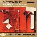 "Gustav Mahler: Symphony No.1 ""Titan""; Berlioz: Rob Roy"
