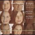 Brahms: Piano Trios Vol.1 - Trios No.1, No.2