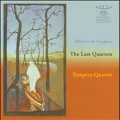 P.H.Nordgren: The Last Quartets