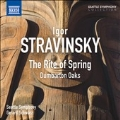 Stravinsky: The Rite of Spring, Dumbarton Oaks