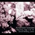 Scriabin: Mazurkas Op.3, Op.25