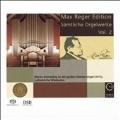 Max Reger Edition - Complete Organ Works Vol.2