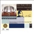 Max Reger Edition - Complete Organ Works Vol.12