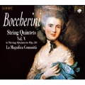 Boccherini :String Quintets Vol.5 -Quintets Op.20 / La Magnifica Comunita