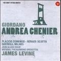 Giordano: Andrea Chenier / James Levine, National Philharmonic Orchestra, etc