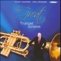 The Great Trumpet Sonatas - Hindemith, E.Ewazen, J.M.Stephenson III, K.Pilss / Jouko Harjanne, Kari Hanninen