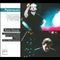 Paderewski: Piano Concerto Op.17, Polish Fantasy Op.19