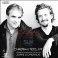 Suk: Fantasy Op.24; Dvorak: Violin Concerto Op.53, Romance Op.11
