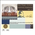 Max Reger Edition - Complete Organ Works Vol.11