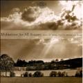 Meditations for All Seasons - Music for Spring, Summer, etc