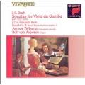 Bach: Sonatas for Viola da Gamba / Bylsma, van Asperen