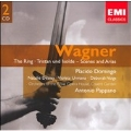 Wagner :Ring des Nibelungen -Tristan und Isolde :Scenes & Arias :Placido Domingo(T)/Antonio Pappano(cond)/CGRO/etc