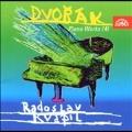 Dvorak: Piano Works Vol 4 / Radoslav Kvapil