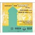 Heritage - Delibes: Lakme Highlights / Sebastian, et al