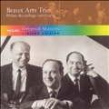 Original Masters Philips Recordings 1967 - 74 / Beaux Arts Trio