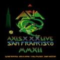 Asia XXX: Live In San Francisco [2CD+DVD]