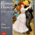 Romantic Dances for Duo Piano / Duo Turgeon