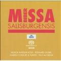 Biber: Missa Salisburgensis, Sonata Sancti Polycarpi a 9, etc  / Paul McCreesh(cond), Gabrieli Consort & Players, etc