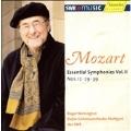 Mozart: Essential Symphonies Vol.2 -No.12 KV.110, No.29 KV.201, No.39 KV.543 (9/2006) / Roger Norrington(cond), Stuttgart SWR Radio SO