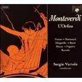 MONTEVERDI :L'ORFEO:SERGIO VARTOLO(cond)/RICCARDO MANUEL VARTOLO(vn)/ETC